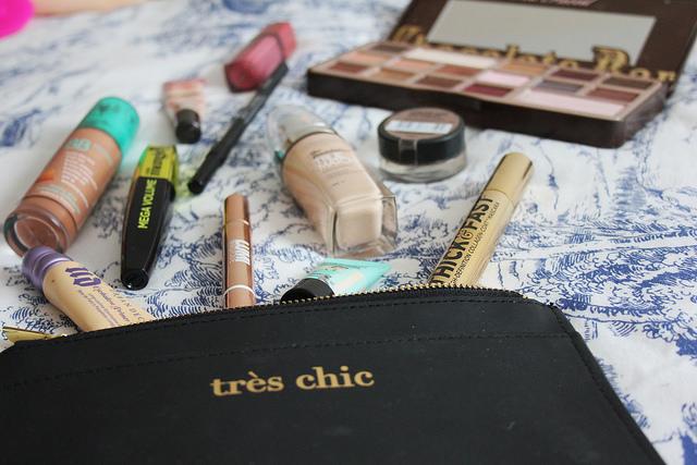 Makeup bag products