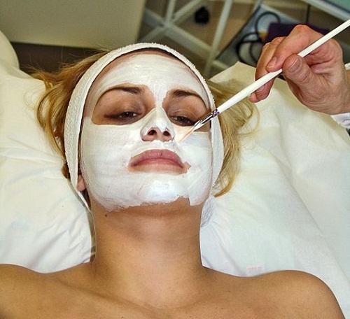 Masque argile blanche