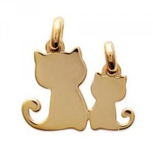 chats-a-partager-plaque-or-copie