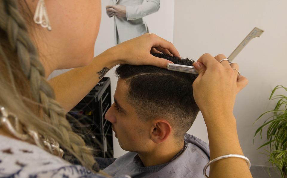 meilleur coiffeur dans sa région