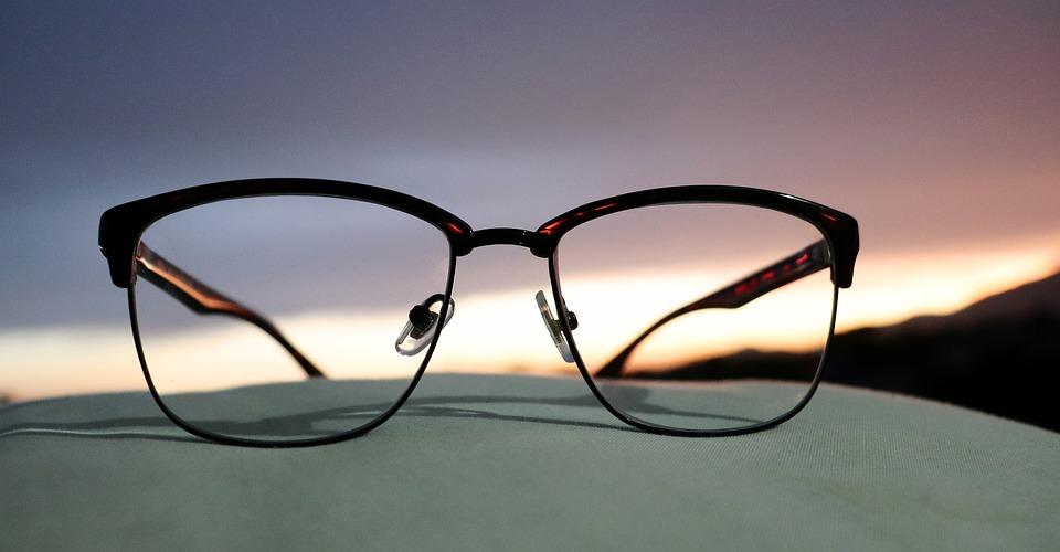 Matière monture lunettes