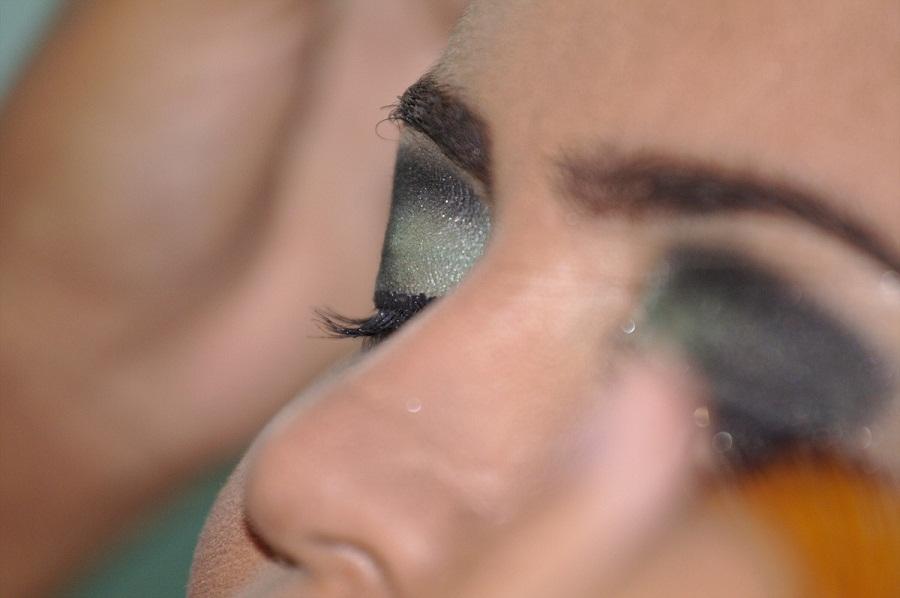 maitriser l'eyeliner