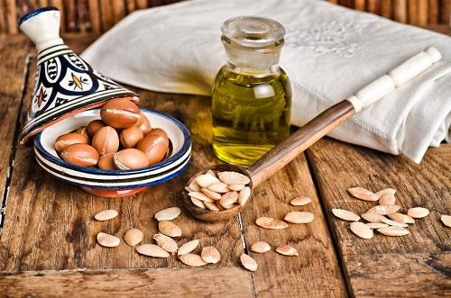 vertus beauté de l'huile d'argan