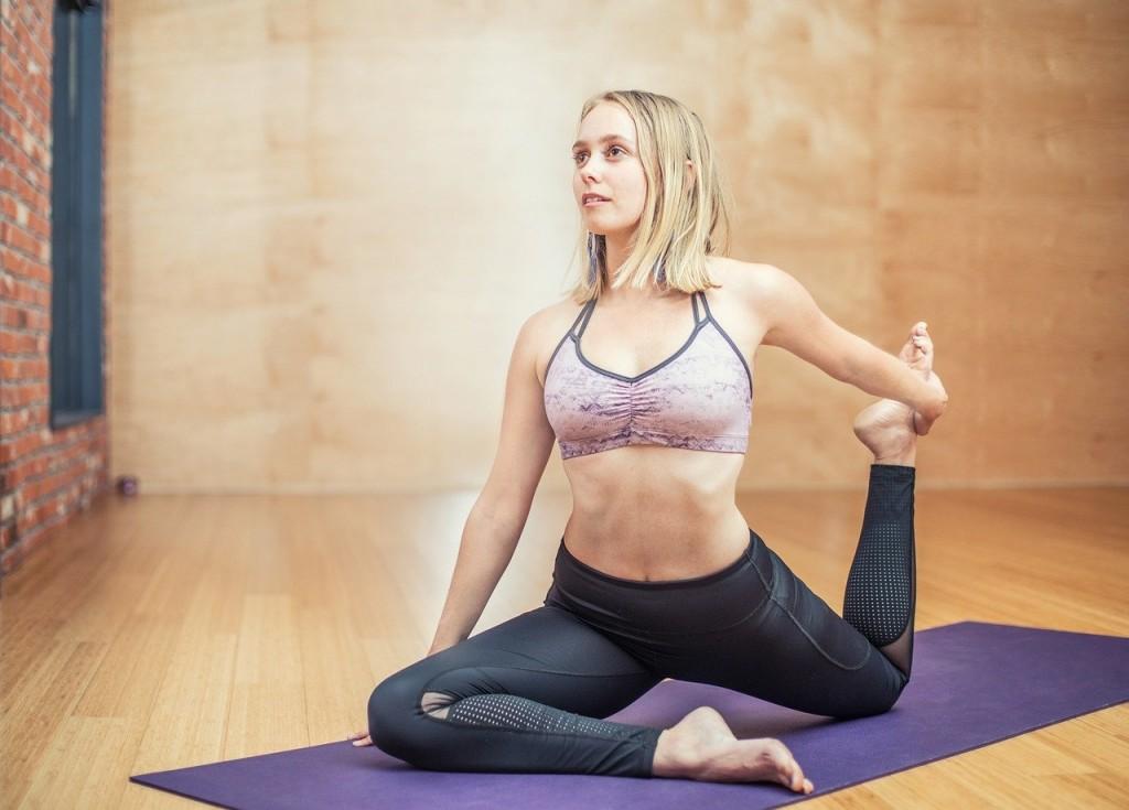 équipement yoga